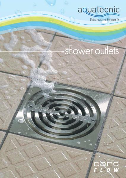 Aquatecnic Shower Outlets