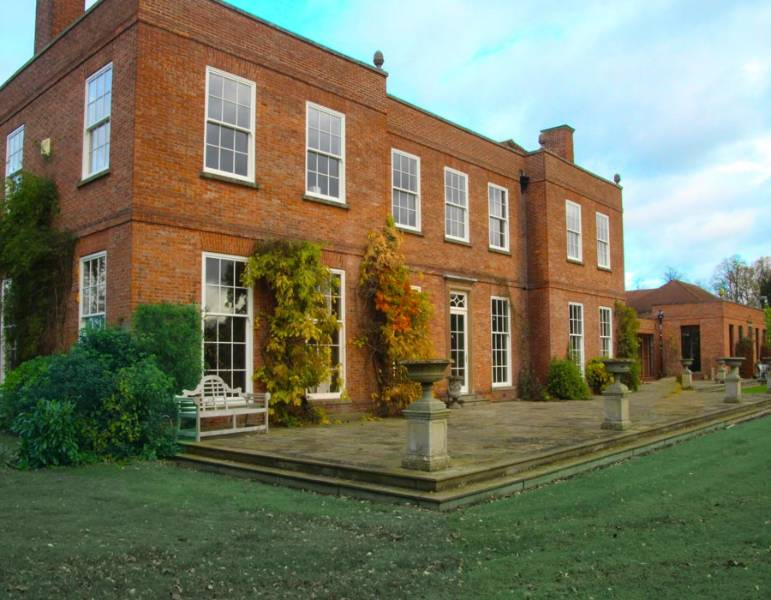 Wiseton Hall, Nottinghamshire - Part 1