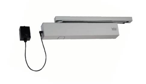 DORMA TS 99-FL Free Swing Door Closer In Contur Design EN 2-5 With Guide Rail (HUKP-0304-05)