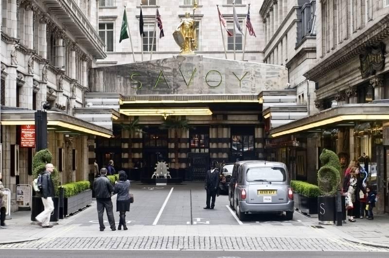 Riser Floors at the Savoy Hotel