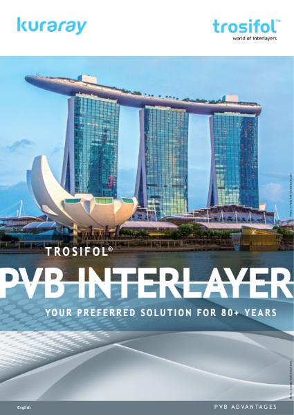 Trosifol® PVB Interlayers