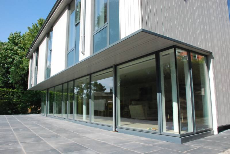 New house, Perth, Scotland