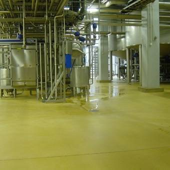 Pumadur RT Polyurethane Flooring
