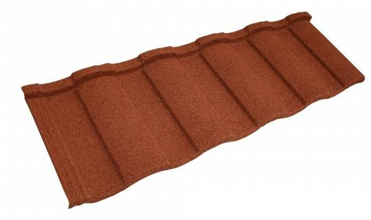 Metrotile Roman - Metal tiles