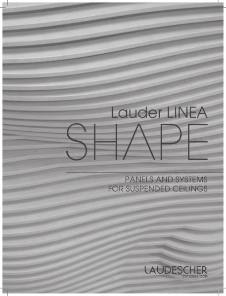 Laudescher LINEA SHAPE