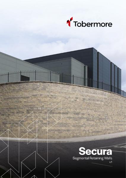 Secura - Attractive Mortar-free Segmental Retaining Walls