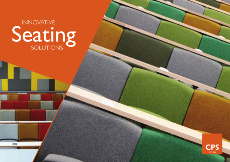 CPS Innovative Lecture Theatre and Auditorium Seating Solutions Brochure