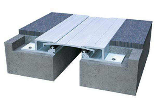 300 Recessed Mount Floor Expansion Joint