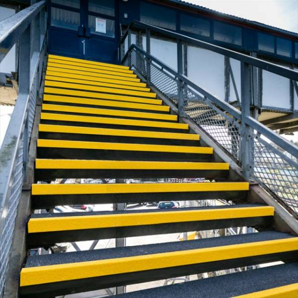 Anti Slip GRP Heavy Duty Stair Tread Covers