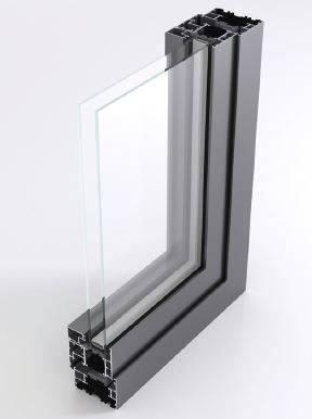 C70S Casement Window