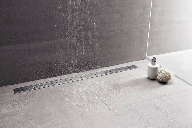 Waterstop - Shower drain