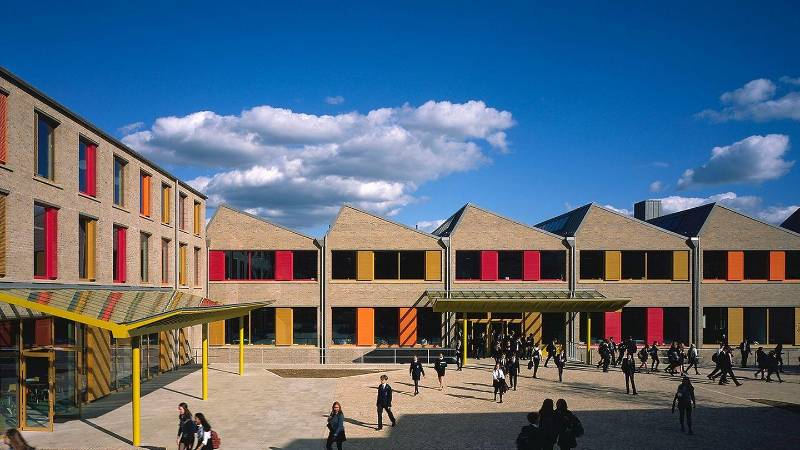 Sevenoaks School Science & Technology Block