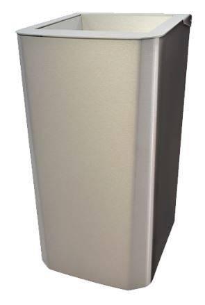 Waste Bin 14 L Platinum Range 77004