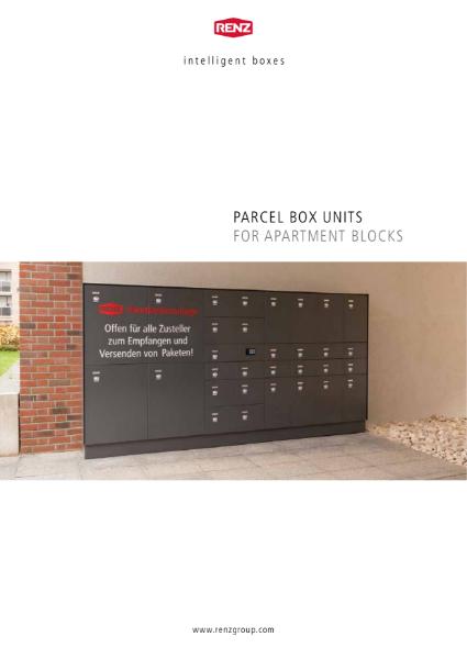 RENZ Parcel Box Brochure