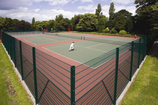Sports Pitch Systems
