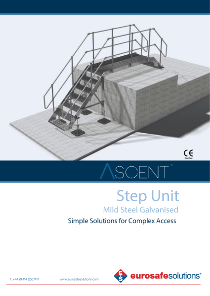 Mild Steel Step Unit Brochure