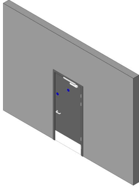 Education Range: Toilet Doorset