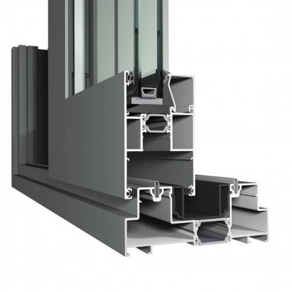 Aluminium Sliding Door CP 130 Concept Patio System