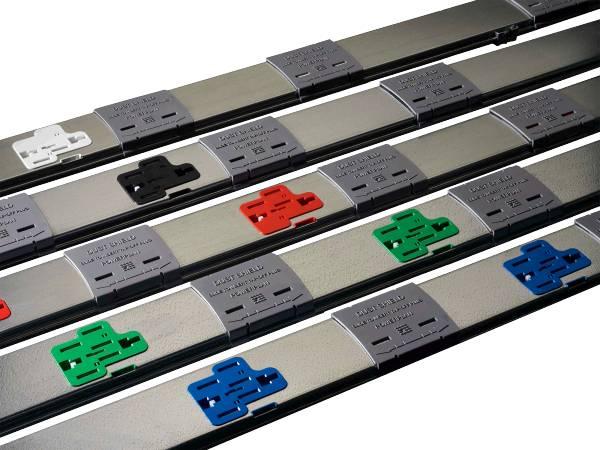 Betatrak 63A Underfloor Powertrack- 1.2 m