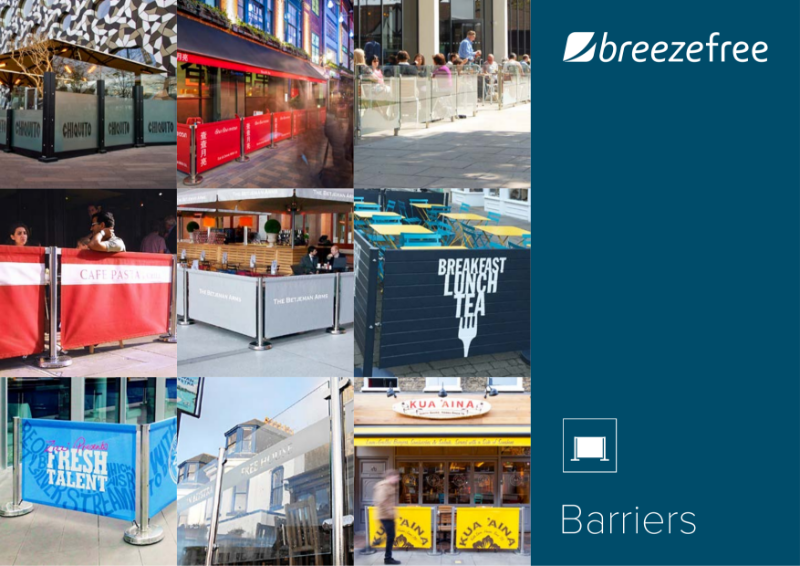 Screens, Barriers and Balustrades Product Guide
