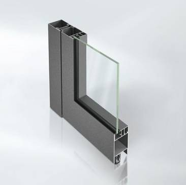 Non-insulated Steel door - Economy 50