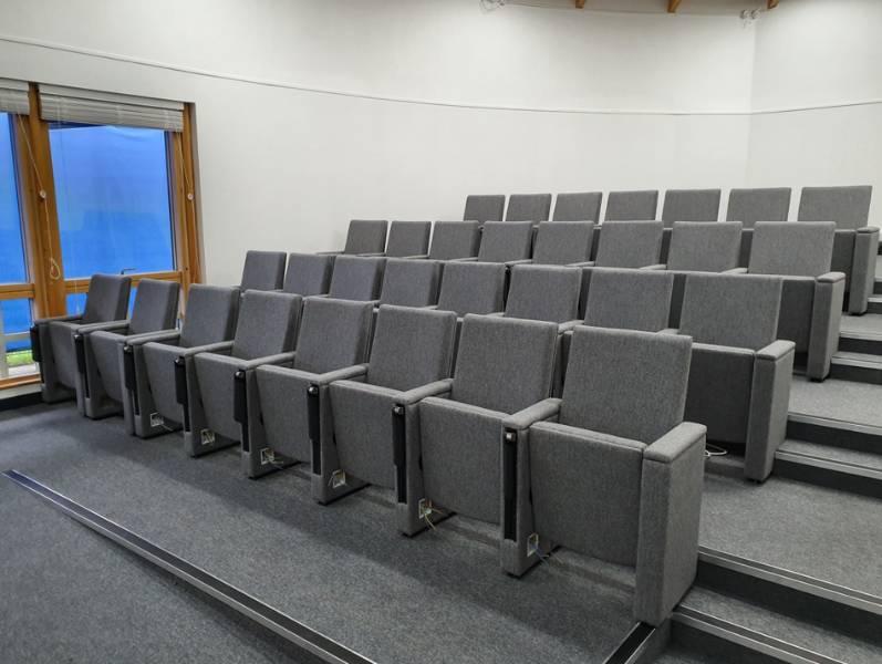 Prestbury Theatre & Auditorium Seating