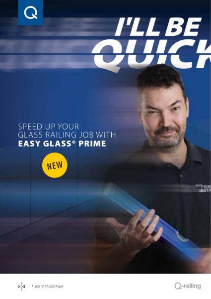 Easy glass PRIME