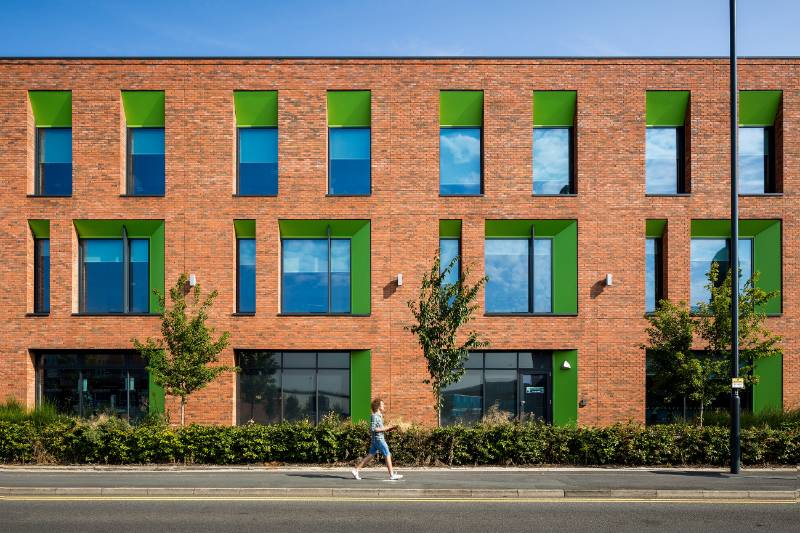 Metal Technology exemplifies best practice at Leeds College of Building