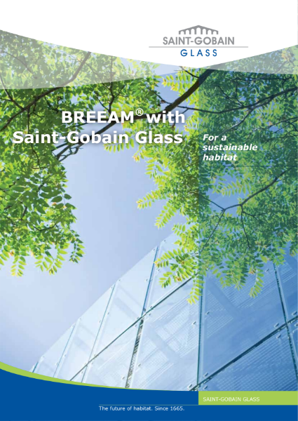 BREEAM with Saint-Gobain Glass