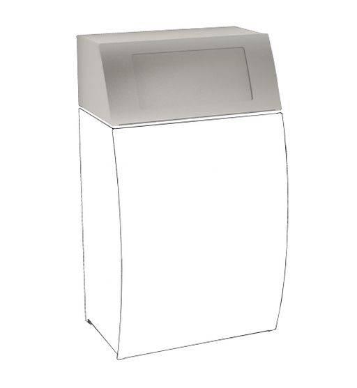 Lid for waste bin - STRX608