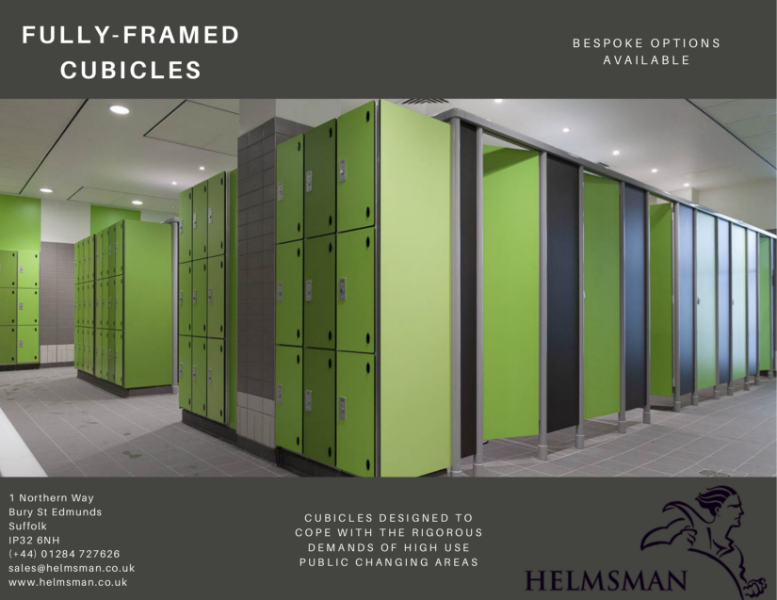 Fully Framed Cubicles