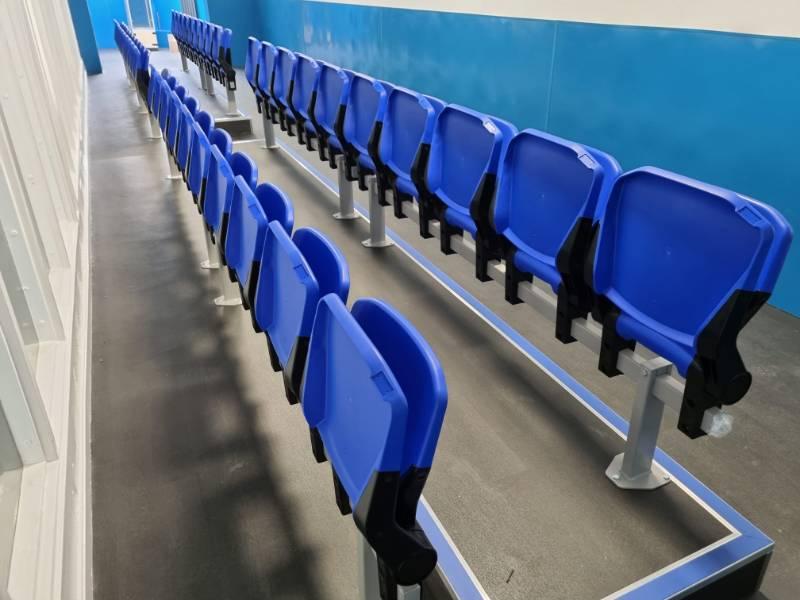 Armthorpe Leisure Centre Spectator Seating