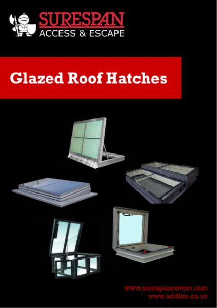 Glazed Roof Hatches
