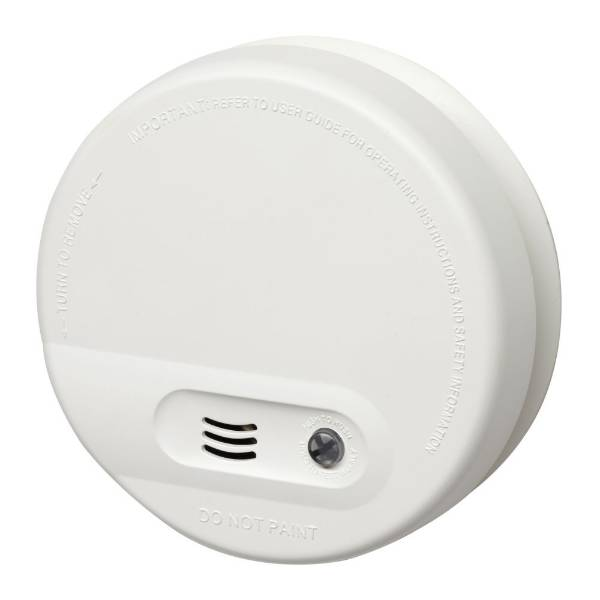 Kidde Mains-Powered Ionisation Smoke Alarm