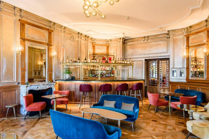 Fiskebar - Ritz-Carlton Hotel de la Paix, Geneva