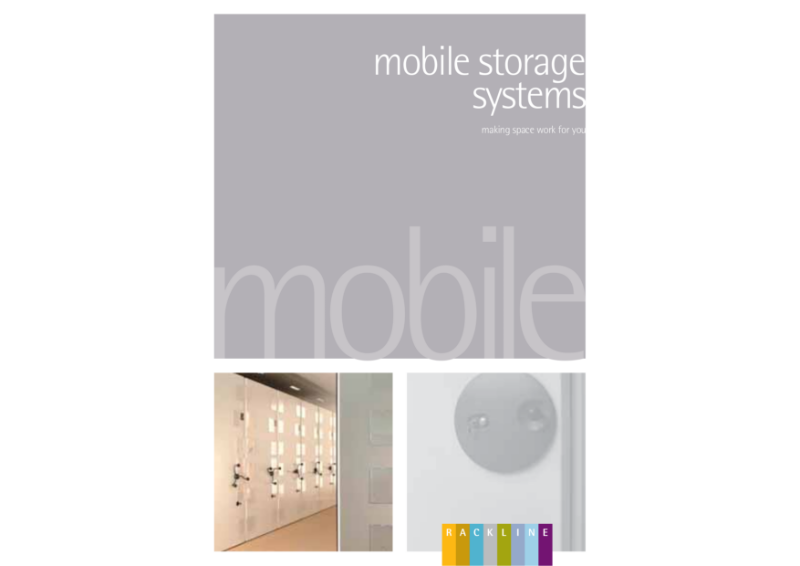Rackline Mobile Storage Brochure