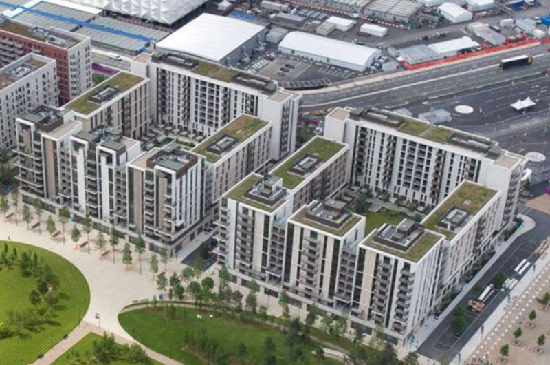 London 2012 Olympic and Paralympic Athletes' Village (DTS 150)