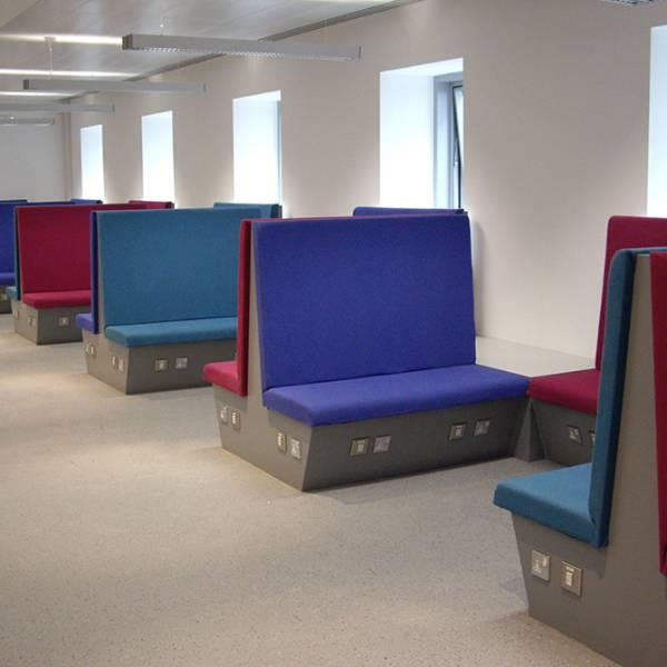 University Of Durham Seating