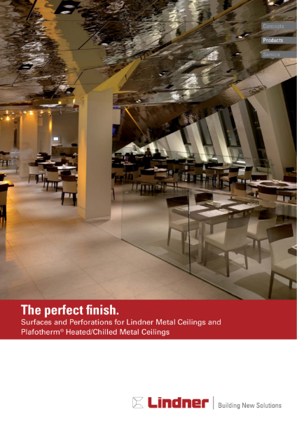 Surfaces and Perforation for Lindner Metal Ceilings and Wall Claddings.pdf