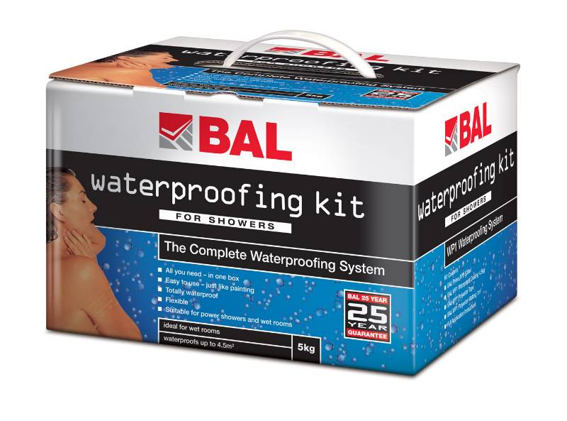 Waterproofing Kit