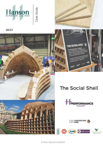 Performance Plywood® 'The Social Shell' Case Study