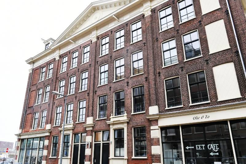 ACCOYA® CHOSEN FOR THE RENOVATION OF A DUTCH HOUSING ASSOCIATION IN AMSTERDAM