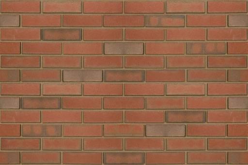 Multi Red Smooth - Clay bricks