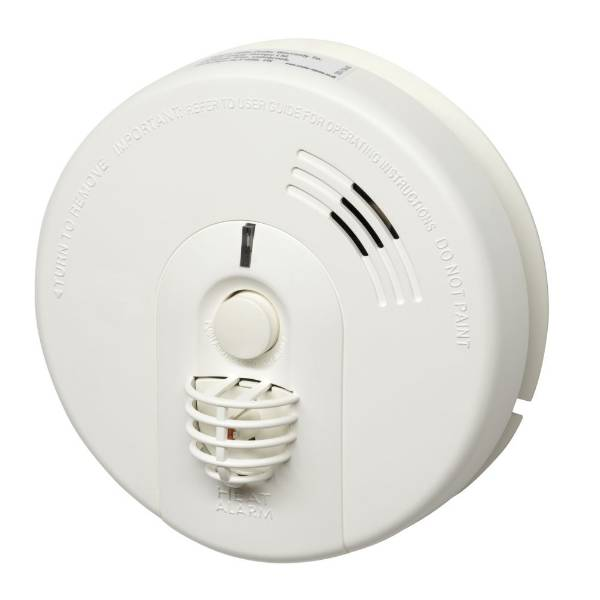 Kidde Mains-Powered Heat Alarm
