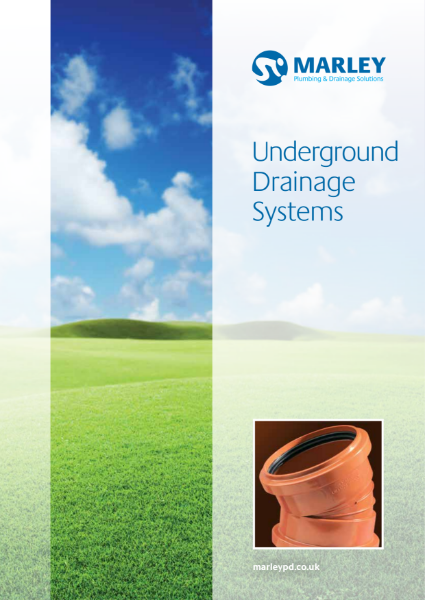 Undergound Drainage Systems Brochure
