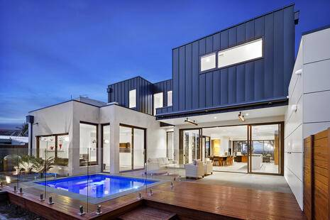 Dramatic New Home in Eaglemont, VIC