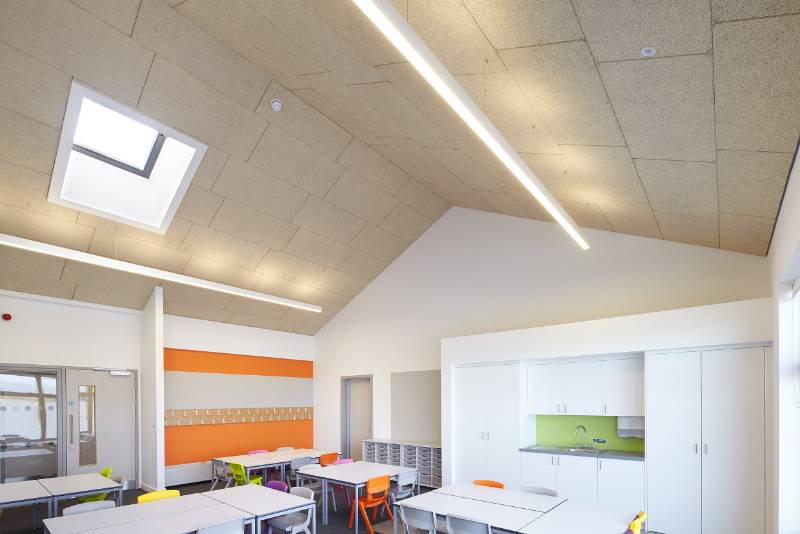 Fine acoustics help to deliver world-class school