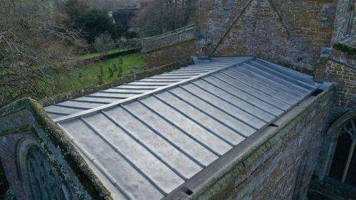 Roofinox Batten Roll