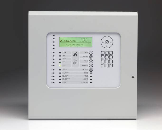 Go Single Loop Fire Alarm Control Panel