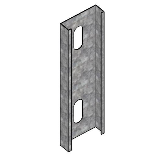 CS Column with service holes